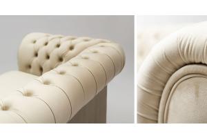Beżowe sofy retro - jakie modele sprawdzą się w klasycznym salonie?
