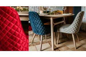 Top 5 wygodnych krzeseł do jadalni. Wspólne posiłki mają magiczną moc
