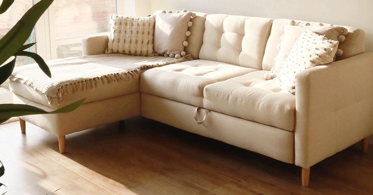 Wygodna kanapa z funkcją spania – jak wybrać?