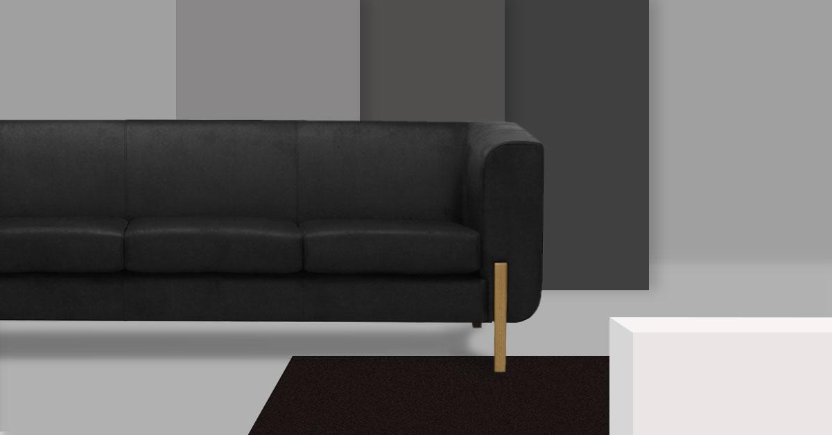 Jaką sofę ze skóry ekologicznej wybrać do salonu?
