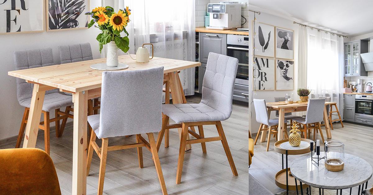 Jak urządzić salon z aneksem kuchennym? Pomysły i aranżacje