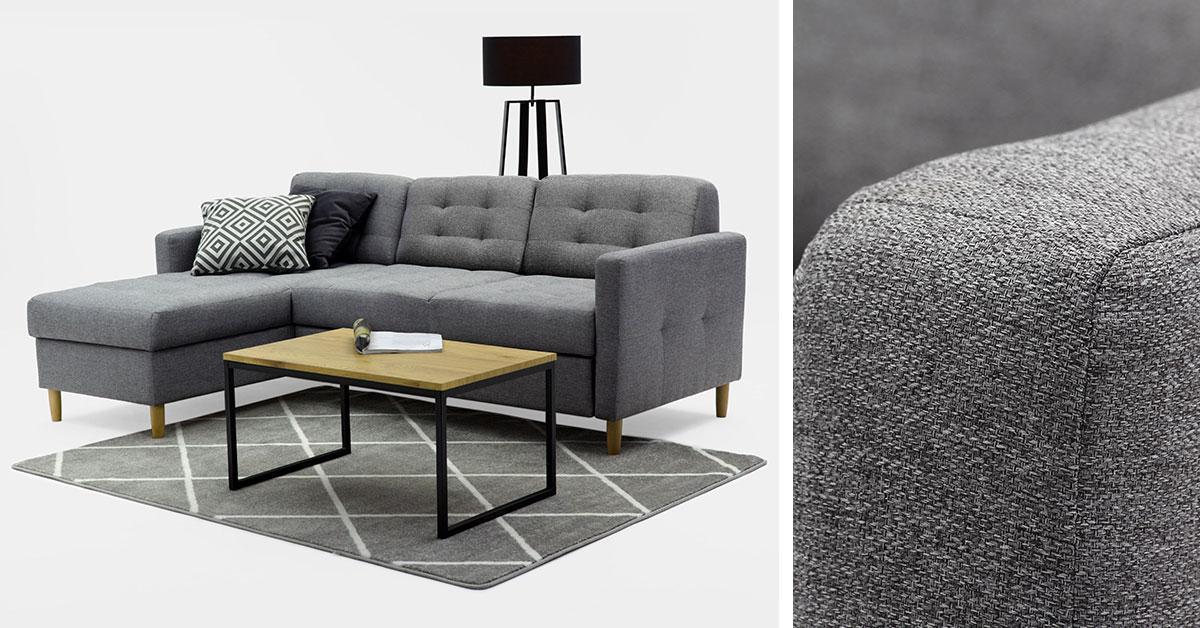 Jasne sofy do nowoczesnego salonu - jakie modele sprawdzą się w minimalistycznym lub skandynawskim wnętrzu?