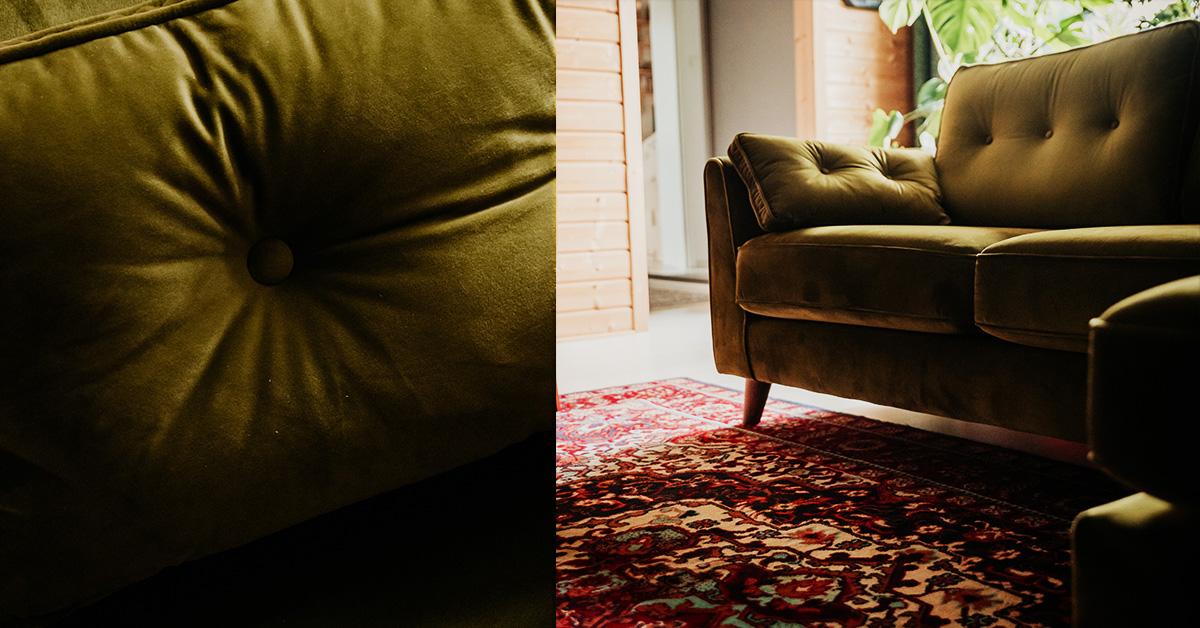 Przegląd sof scandi do salonu w stylu skandynawskim