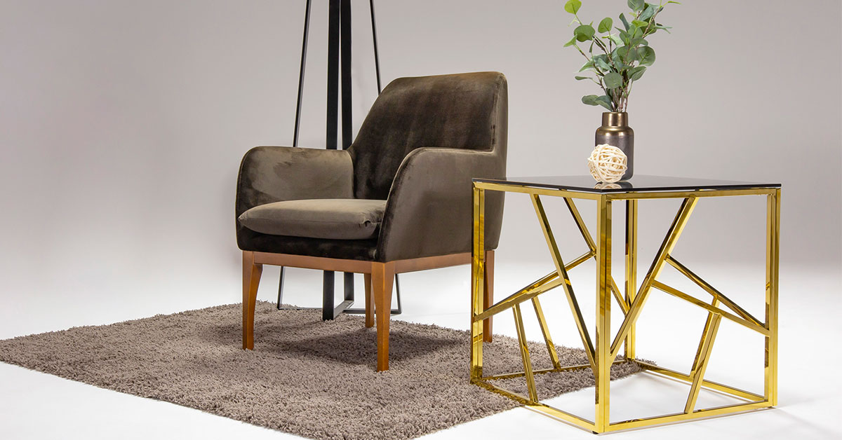 Fotel, który zajmuje mało miejsca. Polecane modele.