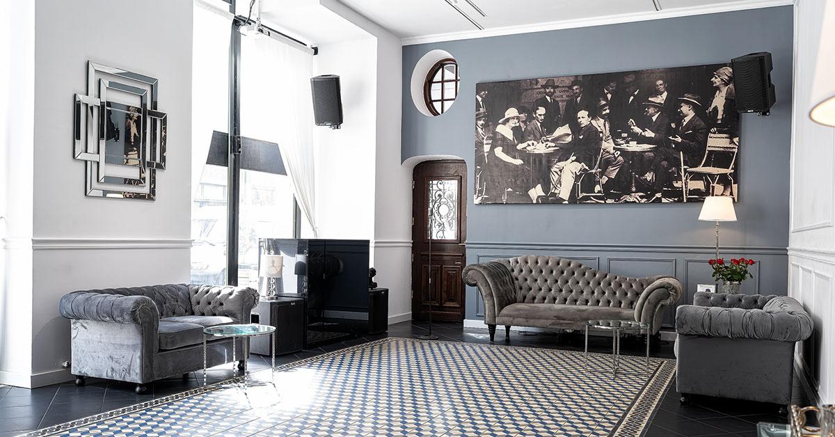 Jaką sofę wybrać do wnętrza w stylu industrialnym?