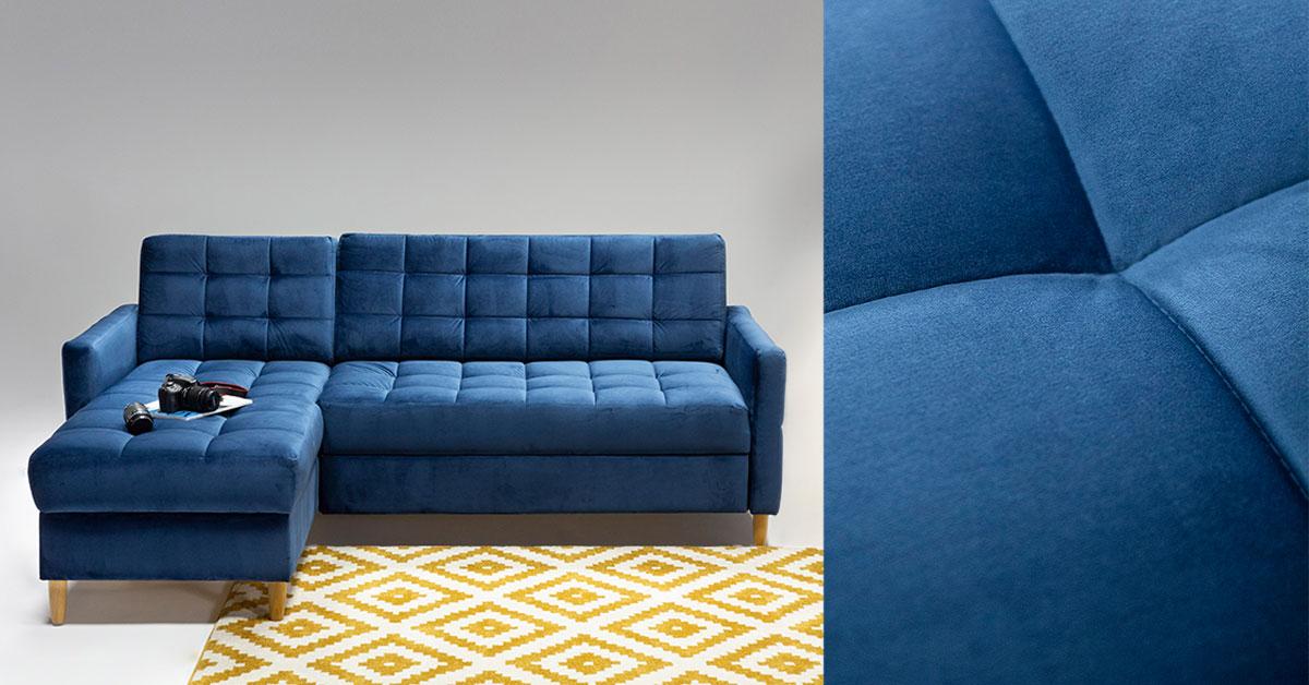 Narożniki bez poduszek – nowoczesne rogówki do salonu