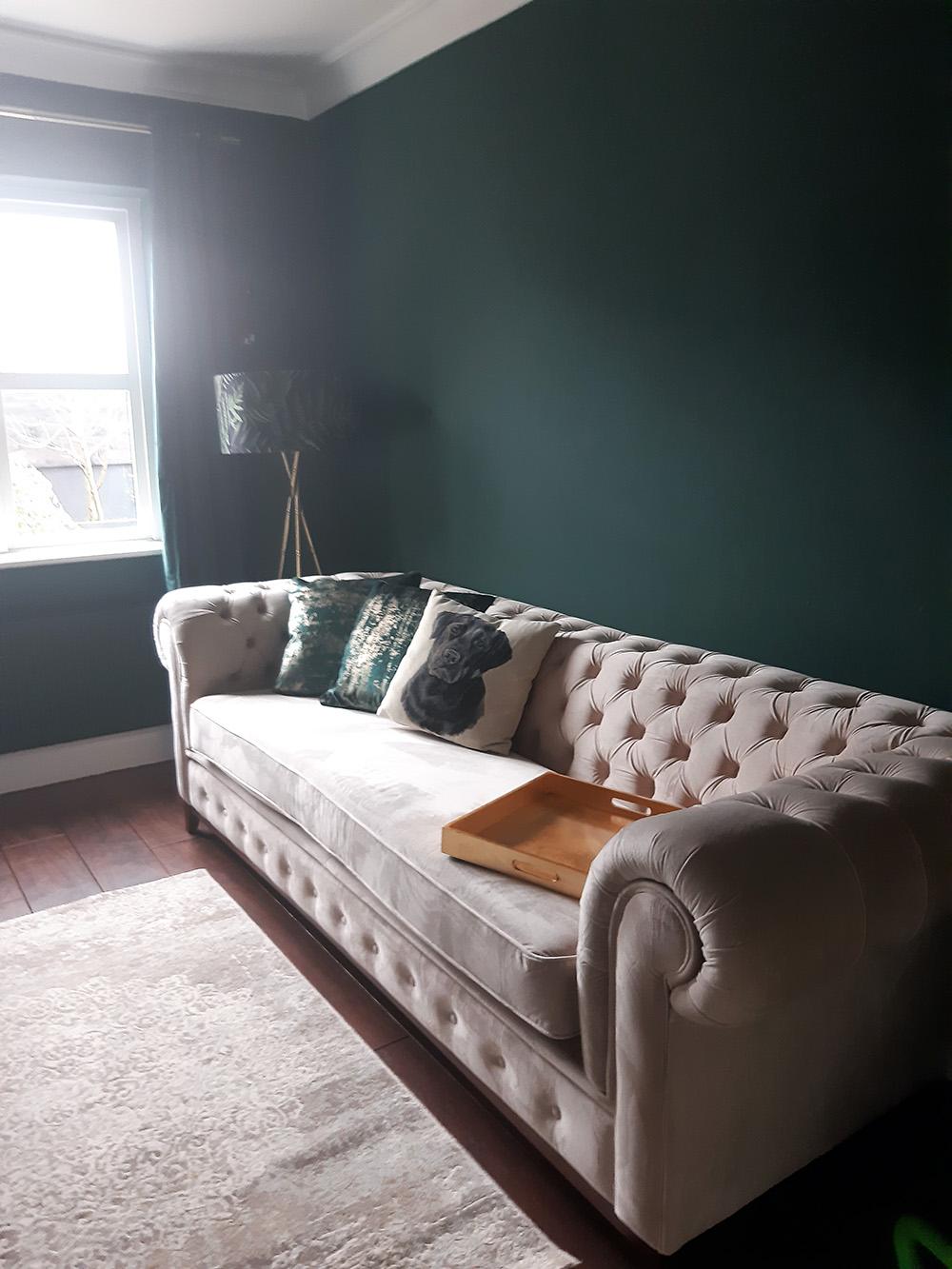 Sofa Chesterfield Grand od Patricia