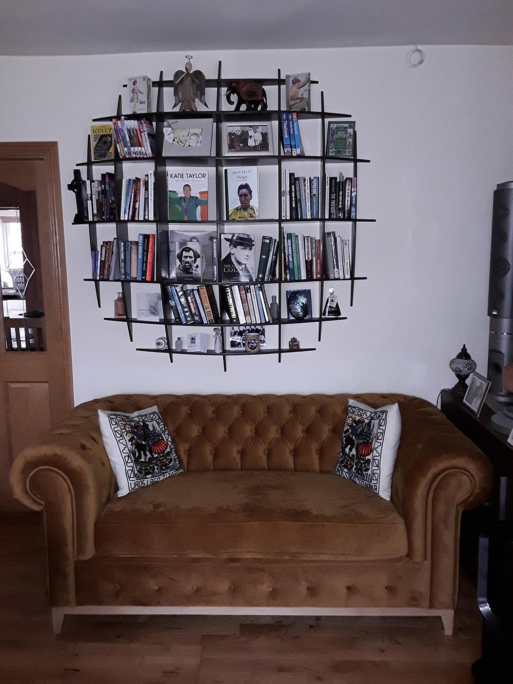 Sofa Chesterfield Grand od Garry
