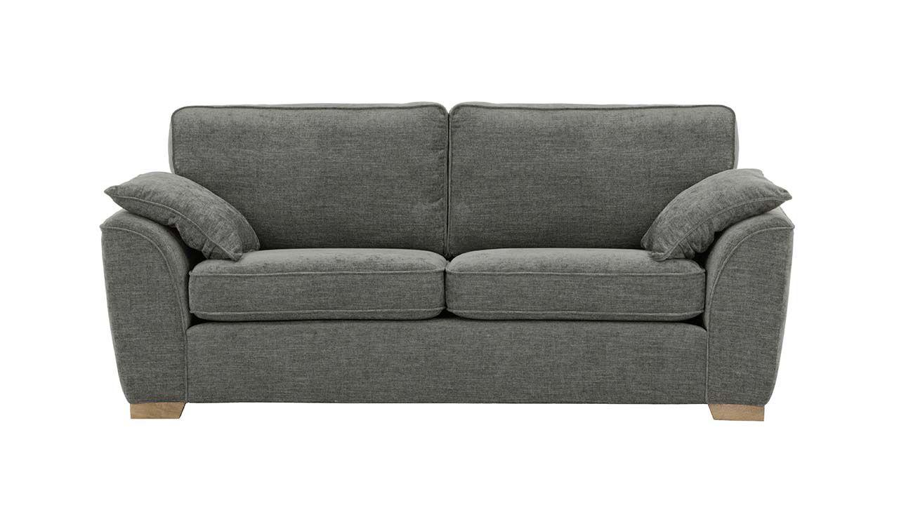 Klasyczna sofa trzyosobowa