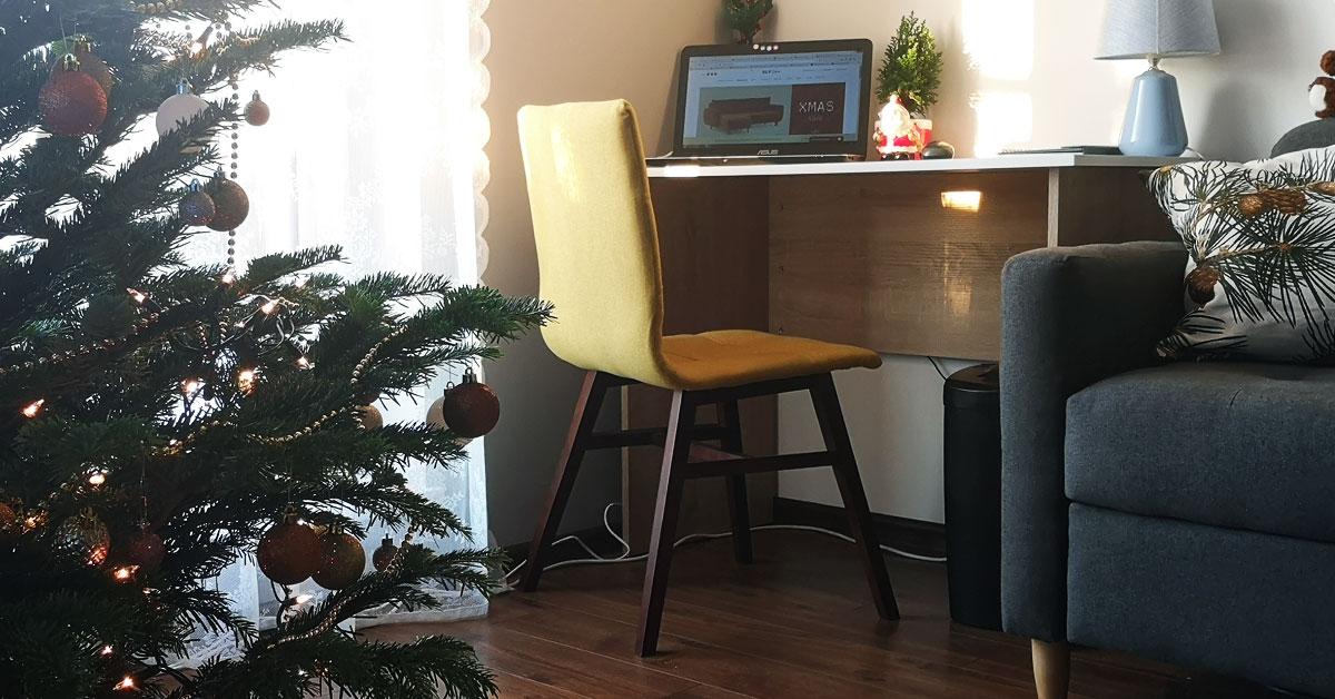 Domowy kącik biurowy - propozycja krzeseł do biurka