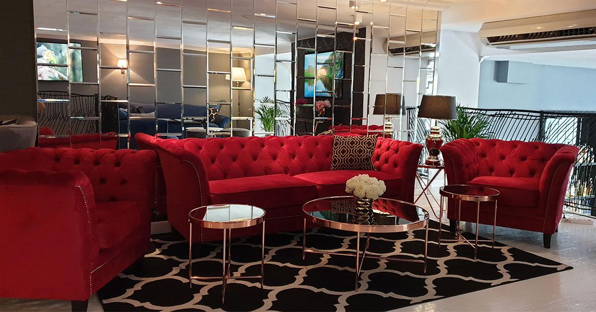 Sofa do poczekalni lub recepcji. Jaki produkt wybrać?