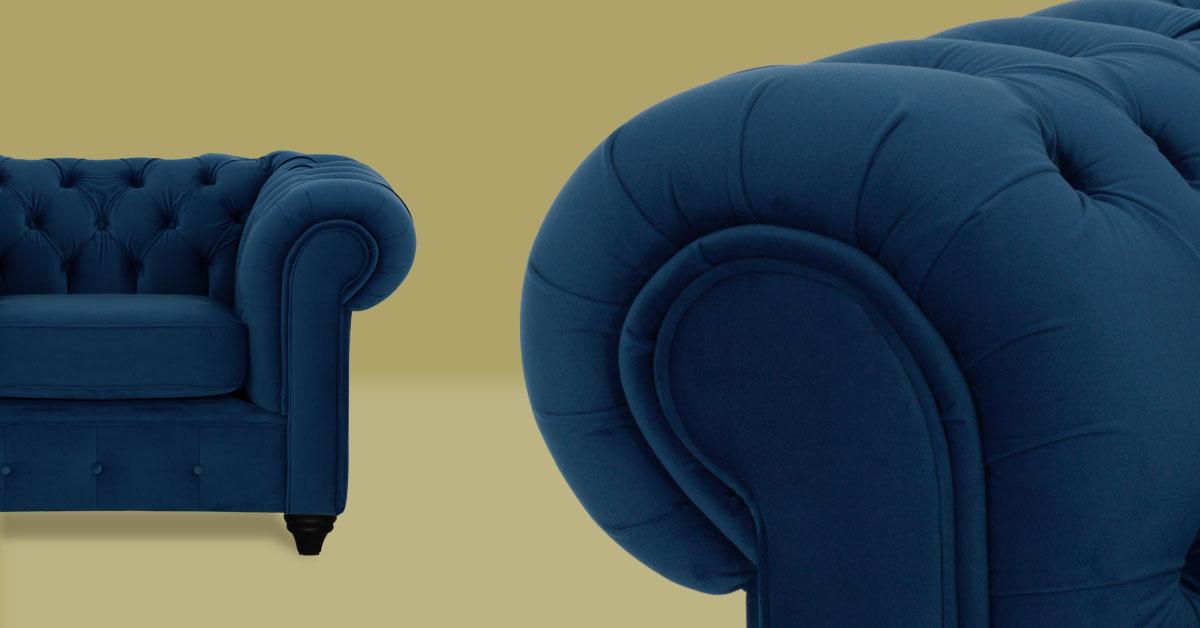 Sofa Chesterfield - do jakiego wnętrza będzie pasować?