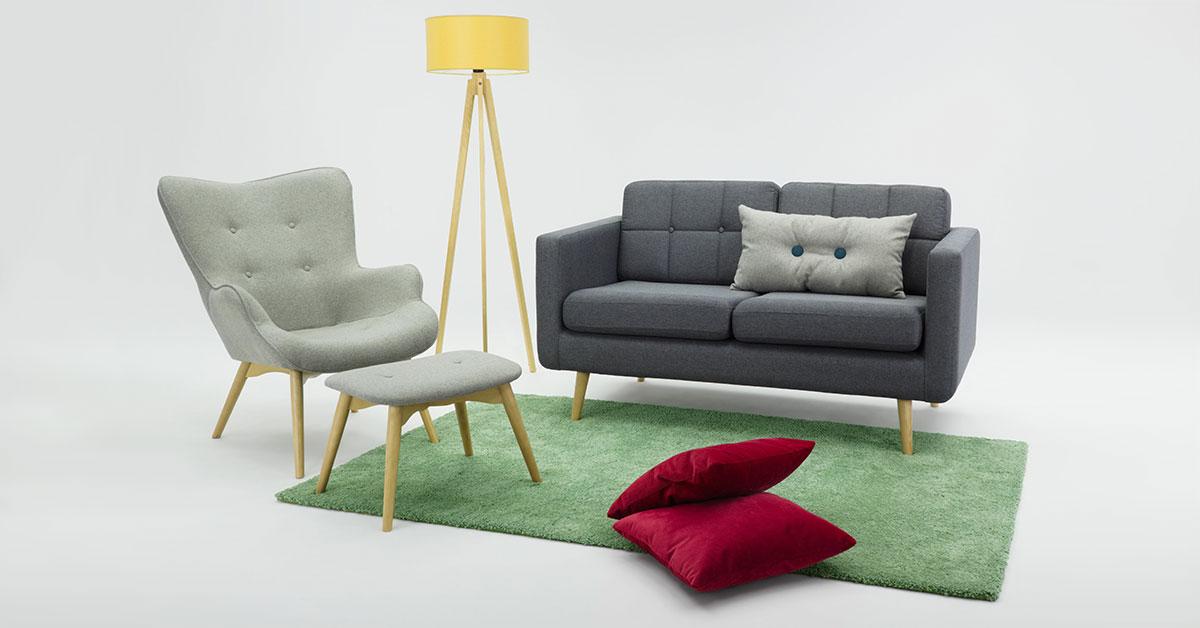 Fotel do sypialni – czyli jak urządzić funkcjonalny pokój sypialniany