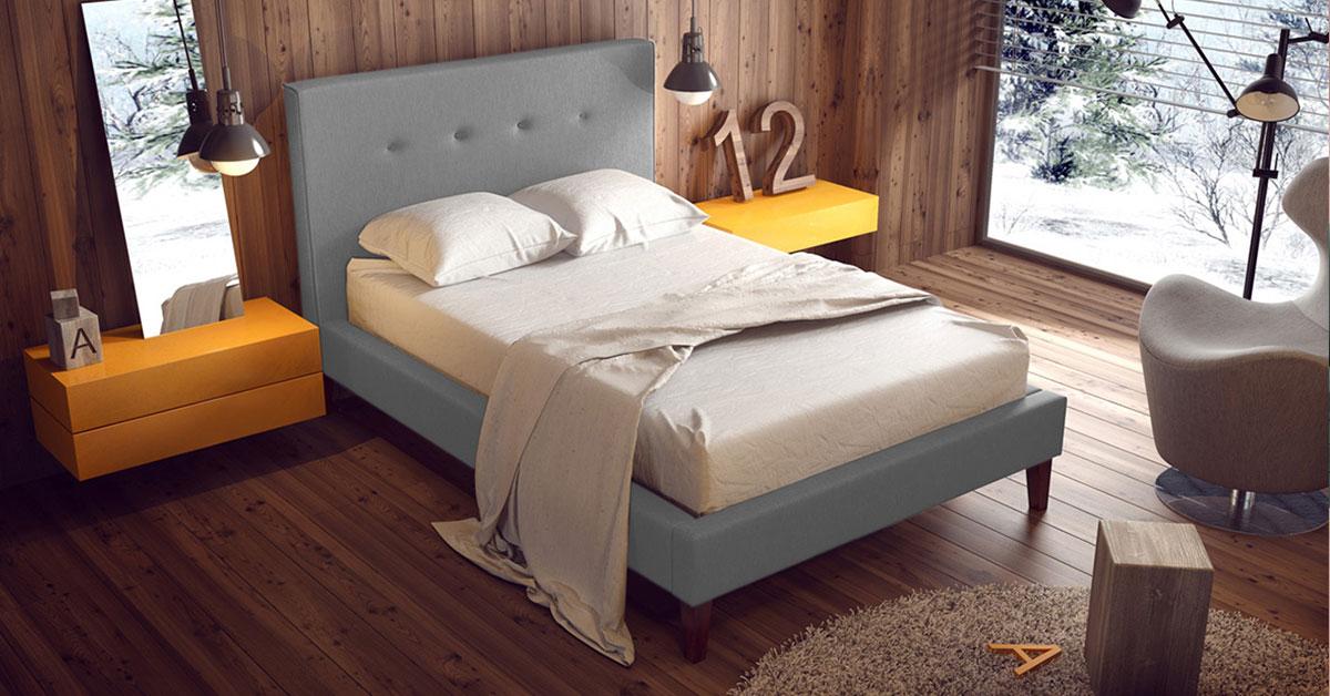 Funkcjonalna sypialnia – Top 3 łóżka do małej i dużej sypialni